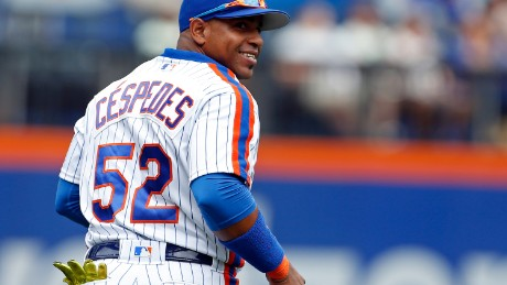 Yoenis Cespedes is listed as a witness in the January trial of alleged smuggler Bartolo Hernandez.