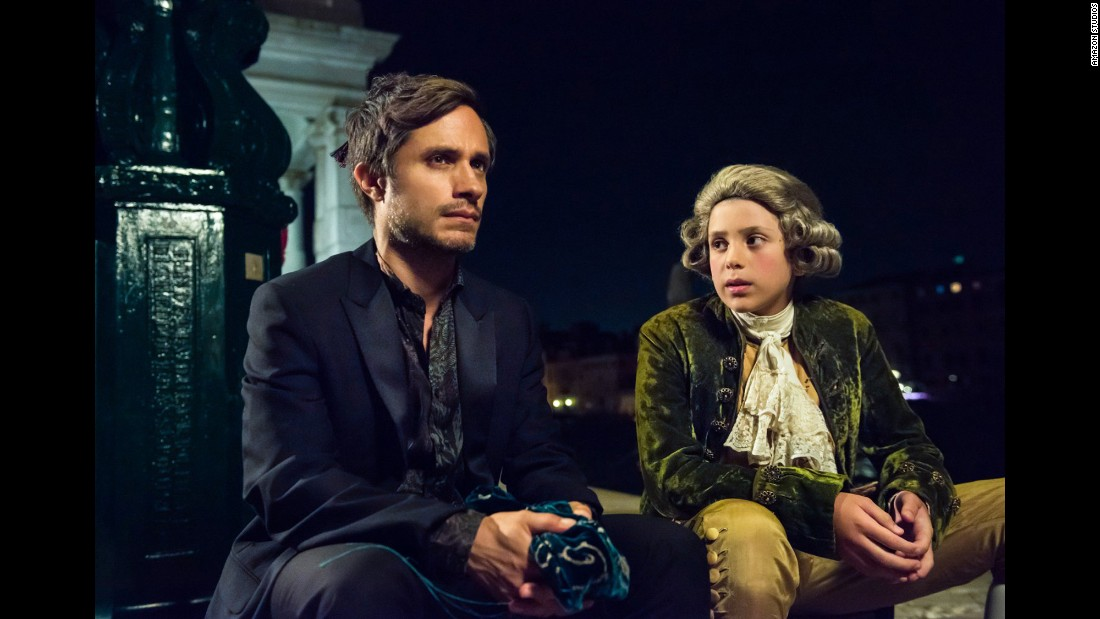"<strong>""Mozart in the Jungle"" <strong></strong>Season 3:</strong> -- Gael García Bernal returns as a maestro in this dramedy, which looks at life in the symphony world. <strong>(Amazon Prime) </strong>"