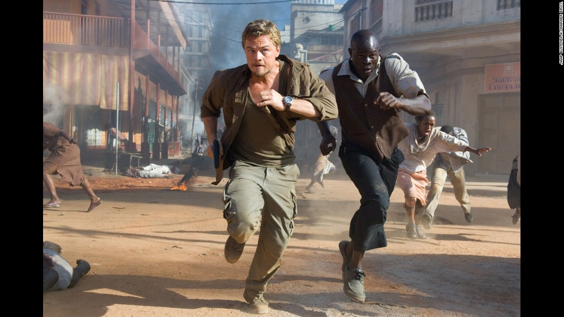 "<strong>""Blood Diamond"" </strong>: Leonardo DiCaprio and Djimon Hounsou star in this action filled drama about the battle over a priceless diamond. <strong>(Amazon Prime) </strong>"