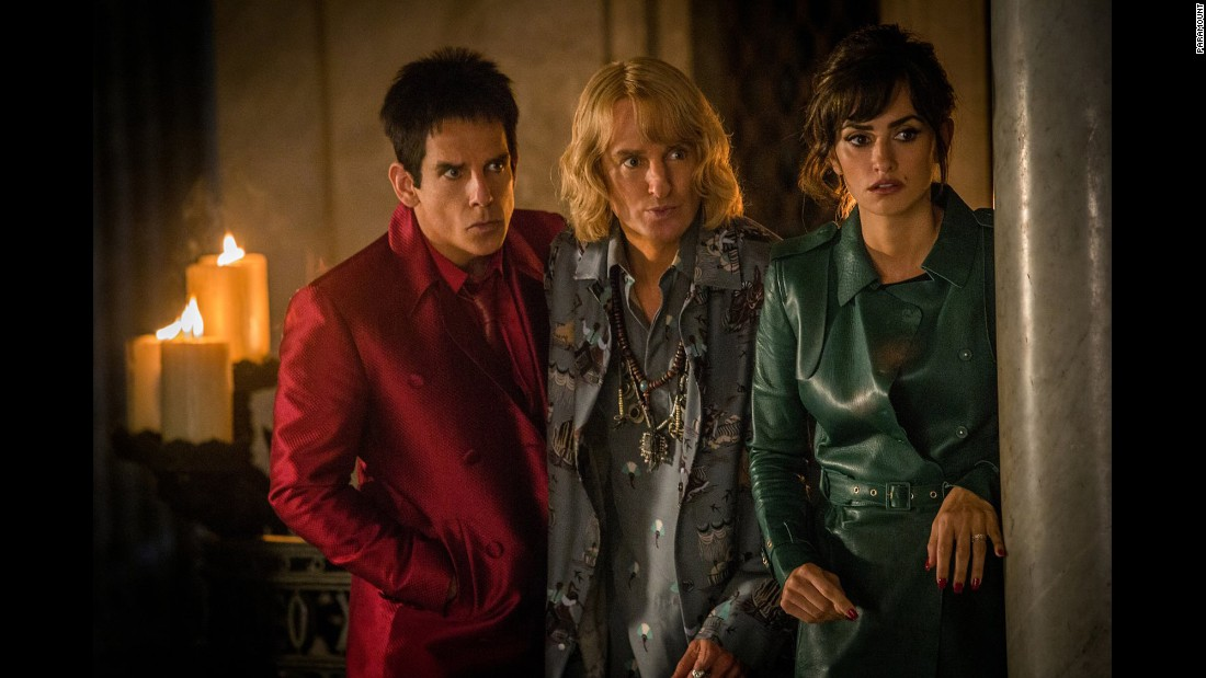 "<strong>""Zoolander 2""</strong> : Ben Stiller, Owen Wilson and Penélope Cruz remind fans of why they first fell in love with Blue Steel in this 2015 sequel to the 2001 original. <strong>(Hulu)</strong>"