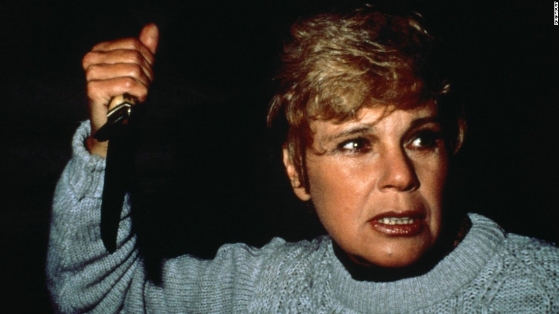 "<strong>""Friday the 13th"" </strong>:  Betsy Palmer stars as Pamela Voorhees in the horror film which launched a franchise.<strong> (Hulu) </strong>"