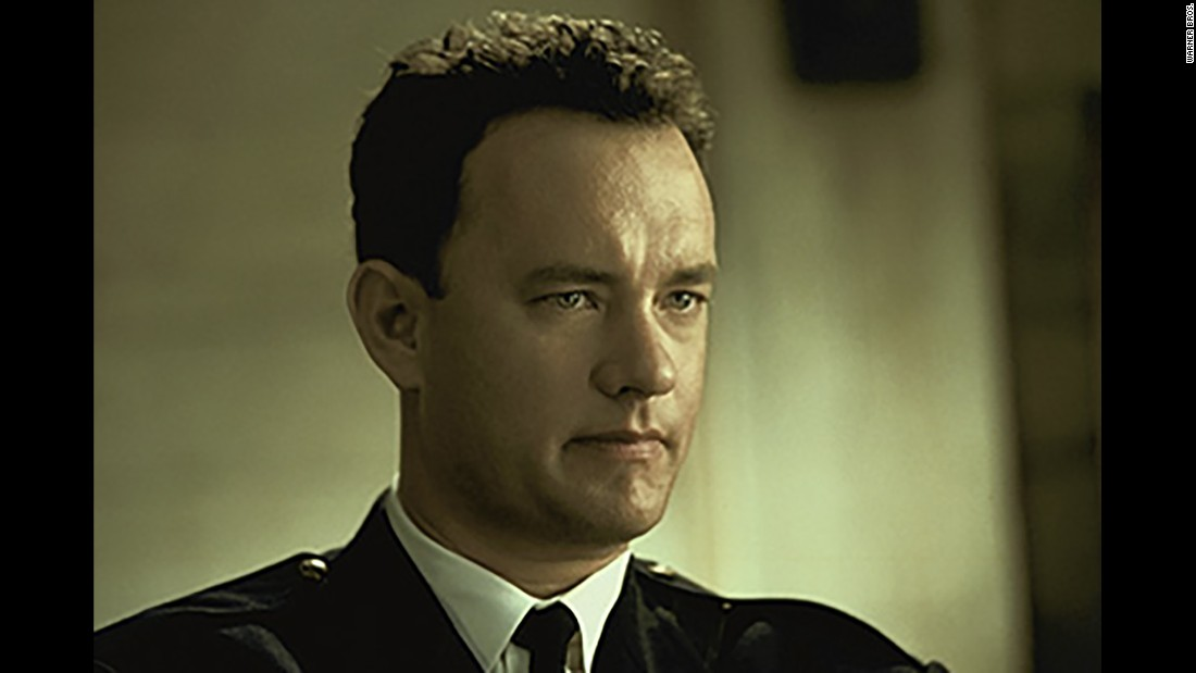"<strong>""The Green Mile"" </strong>: Tom Hanks stars as a prison guard who meets a special man on death row in this dramatic film based on a short story by Steven King. <strong>(HBO Now) </strong>"