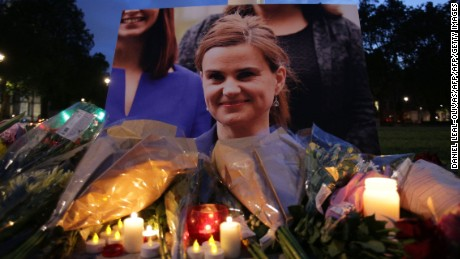 Jo Cox killing: Thomas Mair guilty of murdering British politician