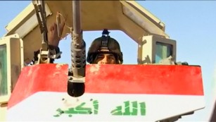 Mosul surrounded by Iraqi led forces