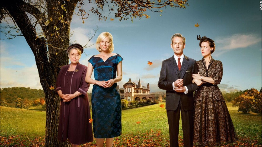 "<strong> ""A Place to Call Home"" Season 4</strong>: The addictive Aussie period drama revolves around a woman returning to Australia after World War II. <strong>(Acorn TV) </strong>"
