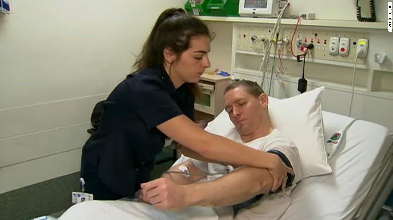 Thunderstorm asthma sends hundreds to hospital