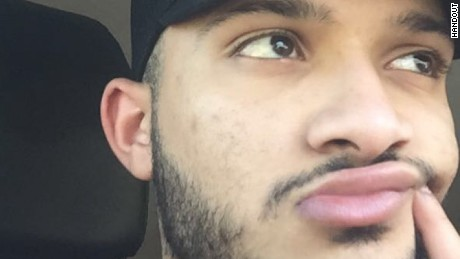 """18-year-old Omar Moujalled was one of the victims of a """"thunderstorm asthma"""" incident in Victoria, Australia on November 21, 2016."""