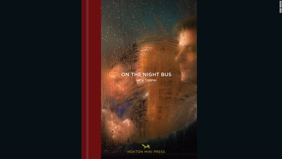 """On the Night Bus"" is published by <a href=""https://www.hoxtonminipress.com/collections/books/products/on-the-night-bus"" target=""_blank"">Hoxton Minipress</a>. It contains a foreword by novelist and commentator Will Self."