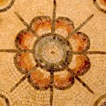 jericho mosaic floral design