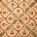 jericho mosaic geometric pattern