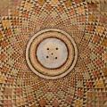 jericho mosaic circular pattern