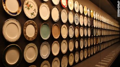 Noritake Garden highlights Aichi's ceramics history.