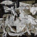 Liu Bolin Guernica