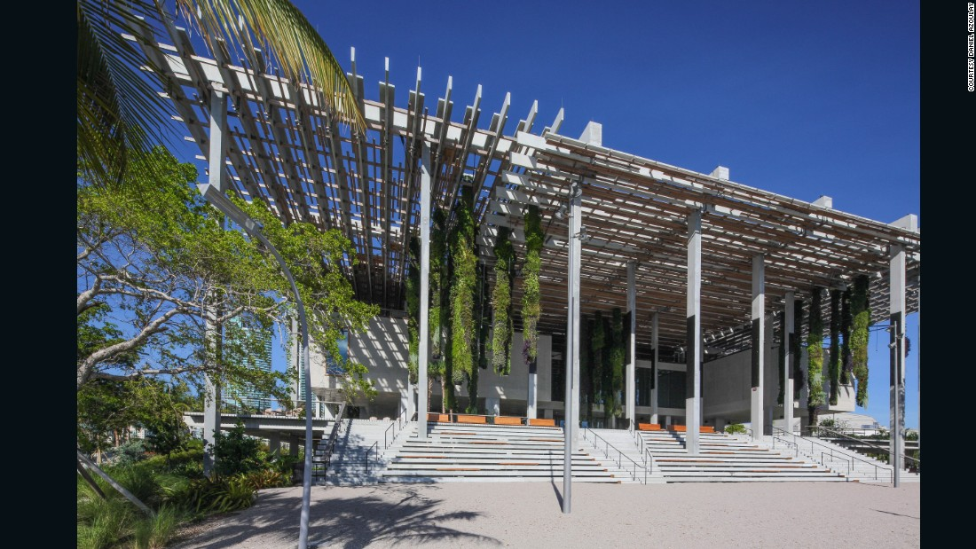 14 stunning miami buildings you have to visit cnn for Miami gardens building department