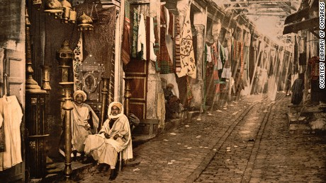 Rare color images from 1899 offer glimpse into a lost North Africa