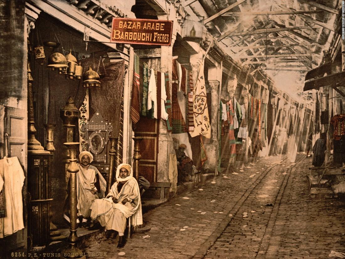 北非 1899的彩色照片 - wuwei1101 - 西花社