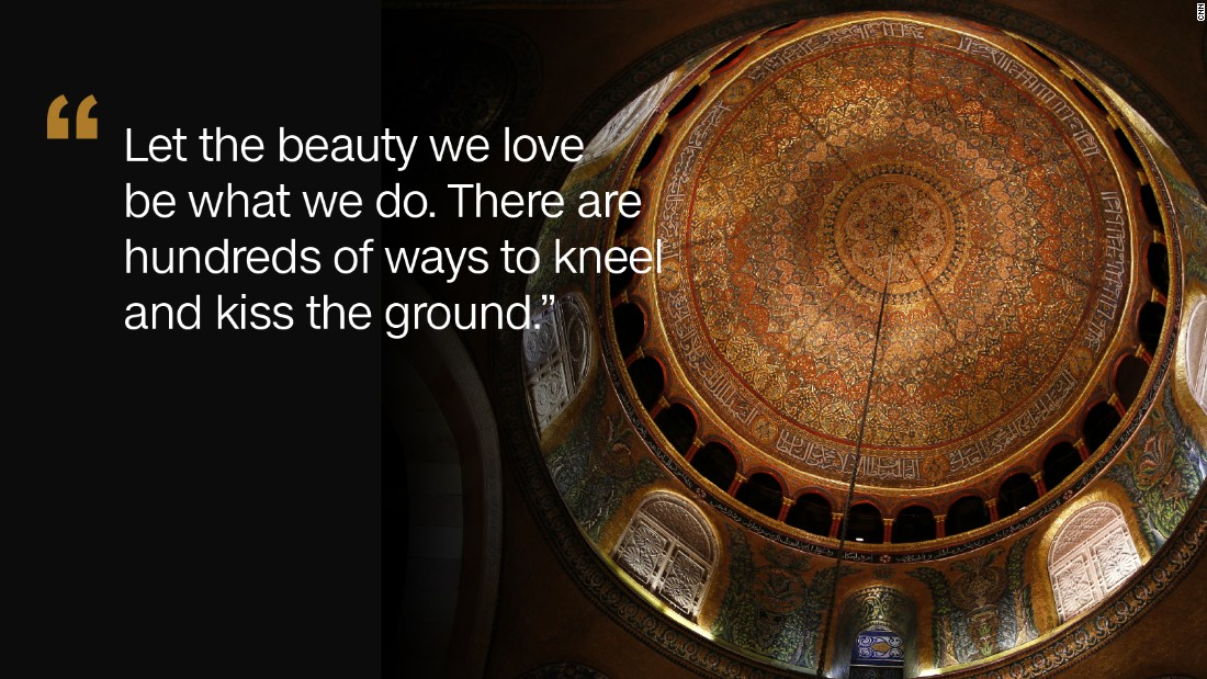 Rumi quote 1 gallery