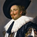 art in detail laughing cavalier