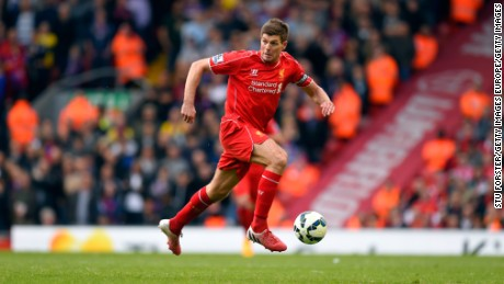 Steven Gerrard enjoyed a 19-year playing career that saw the Liverpool legend make over 700 appearances for the club and win 10 major trophies.