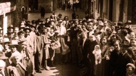 cnnee pkg ben wedeman gueto venecia judios turismo italia_00024419