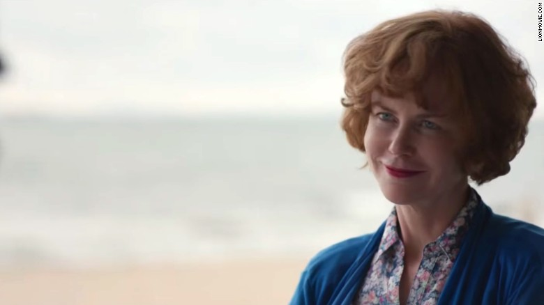 "Nicole Kidman stars with Dev Patel in ""Lion."""