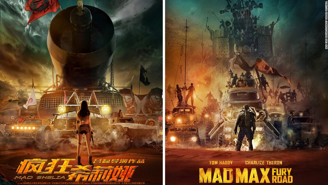 This Chinese 'Mad Max' rip-off will have fans Furiosa - CNN