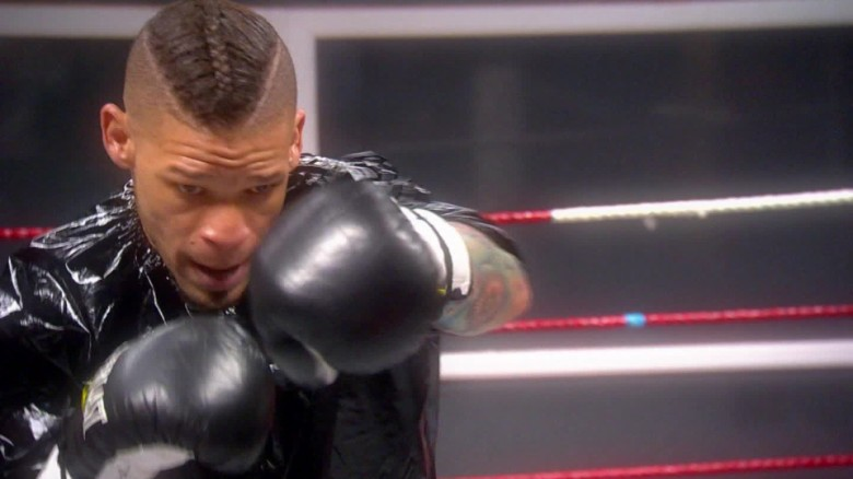 Will he be boxing's first openly gay champion?