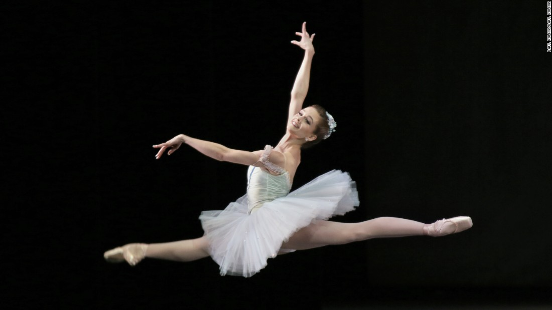 "Lauren Lovette in ""Raymonda Variations"" (Choreography George Balanchine)"