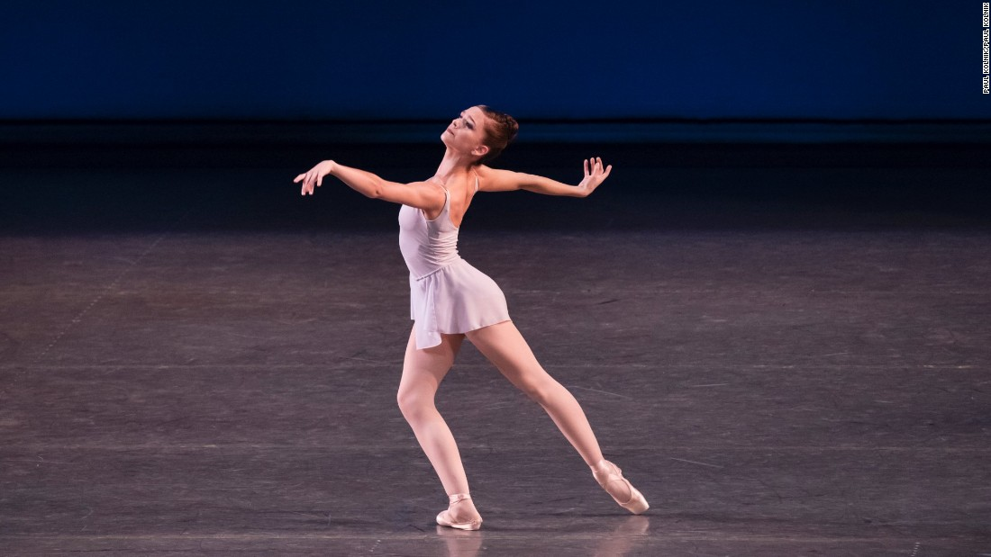 """Duo Concertant"" (Choreography George Balanchine)"
