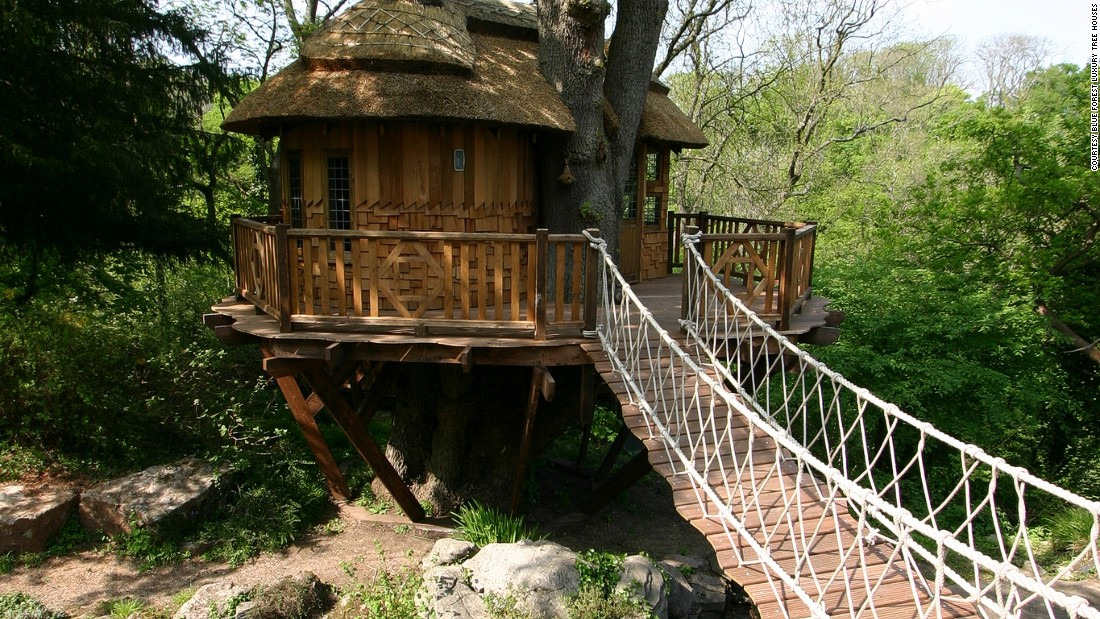 is the treehouse the pinnacle of sustainable living cnn style