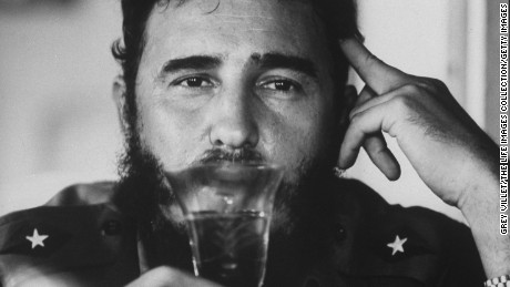 Cuban President Fidel Castro, July 1964.  (Photo by Grey Villet/The LIFE Images Collection/Getty Images)
