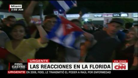 cnnee jose manuel rodriguez miami versalles reaccion cubanos muerte fidel_00043509