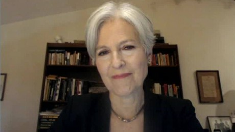 Jill Stein responds to Trump's comments