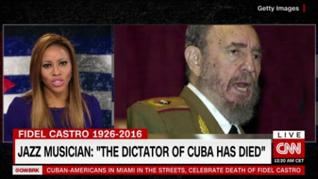 exp Cuban exile shares thoughts on Fidel Castro's_00024116