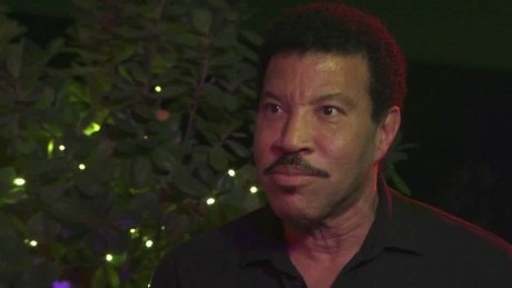 Lionel Richie loves F1 all night long
