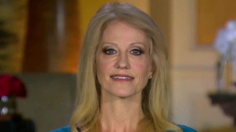 Conway questions Romney's loyalty to Trump