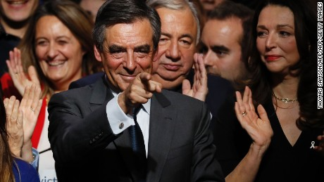 Related: Fillon wins France's Republican primary