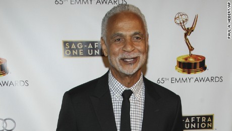 "FILE - In this Sept. 17, 2013 file photo, actor Ron Glass arrives at the 65th Emmy Awards Nomination Celebration at the Academy of Television Arts and Sciences in Los Angeles. Glass, the handsome, prolific character actor best known for his role as Ron Harris, the gregarious, sometimes sardonic detective in the long-running cop comedy ""Barney Miller,"" has died at age 71. Glass died Friday, Nov. 25, 2016, of respiratory failure, his agent, Jeffrey Leavett, told The Associated Press on Saturday.  (Photo by Paul A. Hebert/Invision/AP, File)"