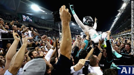 F1 title decider: Abu Dhabi Grand Prix