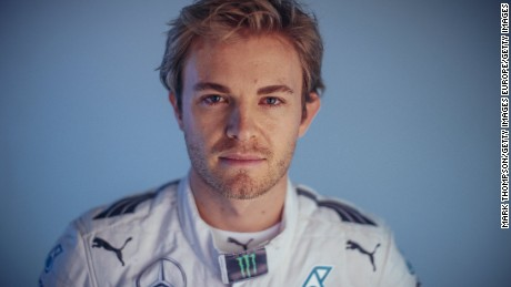 F1 world champion Nico Rosberg announced he was retiring with immediate effect