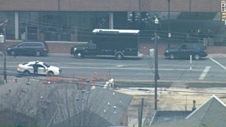 Active shooter reported at Ohio State University; several hospitalized, suspect killed