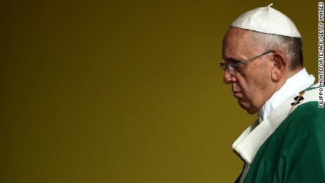 Pope Francis holds firm against conservative pushback