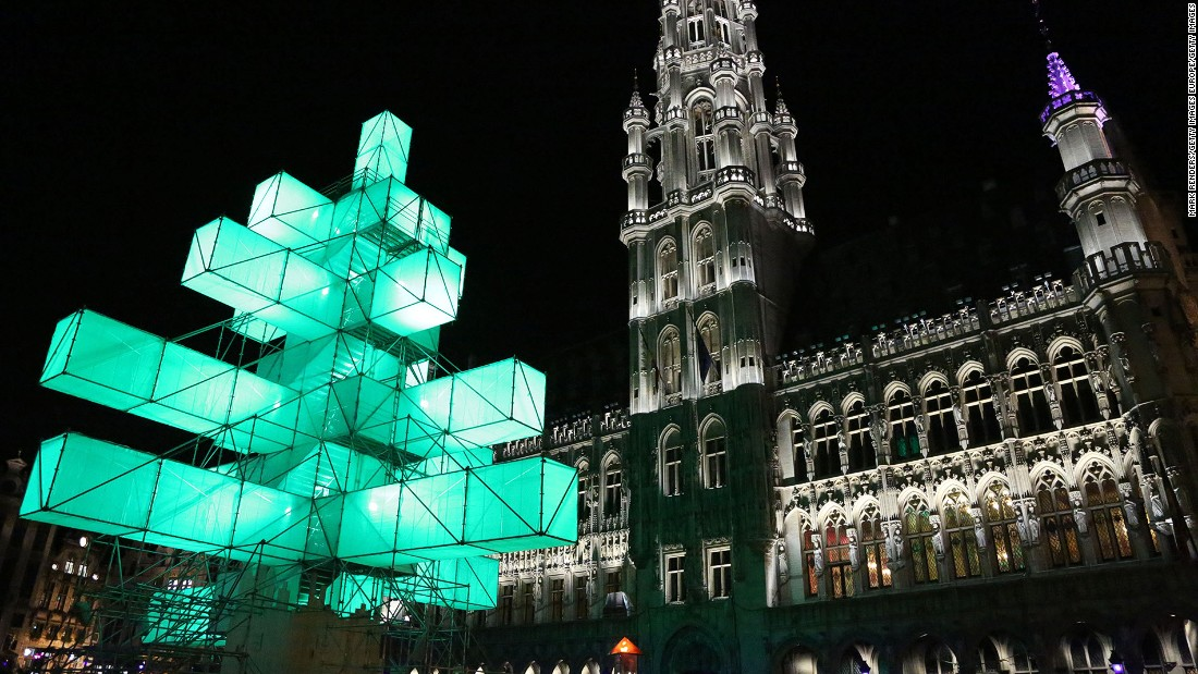 More of a festival than a Christmas Market, Brussels's Winter Wonders host events and markets across the city.