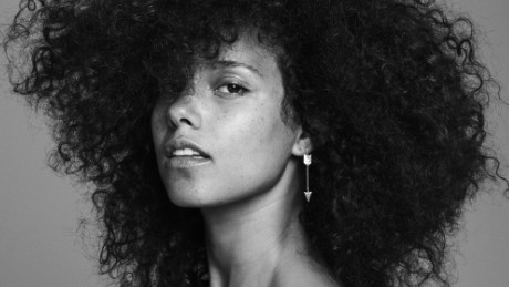 Alicia Keys on songwriting: 'It comes from something you can't contain'