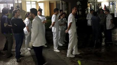 Football rallies around Brazilian team, Chapecoense who died in a plane crash