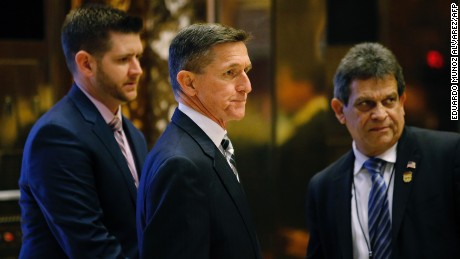 53 organizations to Trump: Dump Flynn as national security adviser