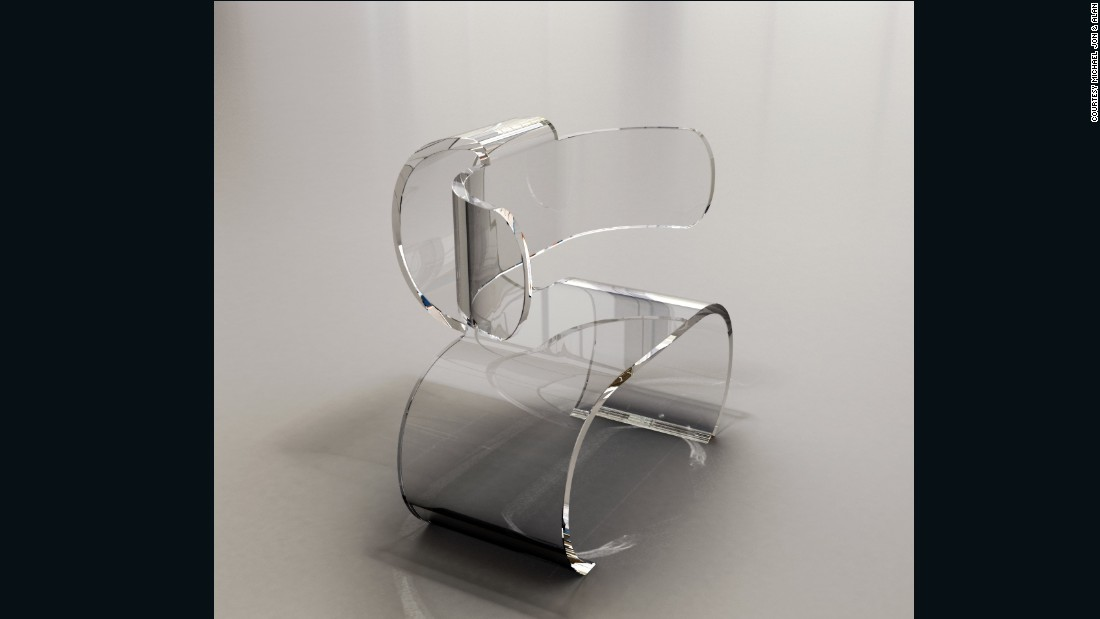 A local favorite for the design-obsessed, Miami gallery Michael Jon & Alan will present a series of works by American designer Charles Hollis Jones (including the Harlow Chair, pictured above). He's known for his pioneering use of acrylic and Lucite.