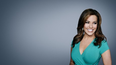 CNN Digital Expansion Shoot, Robin Meade