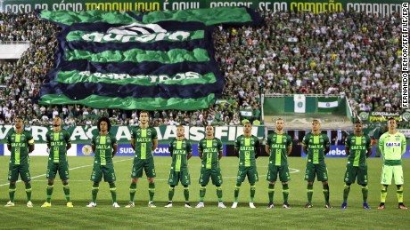 Chapecoense should be awarded soccer title, rival team says