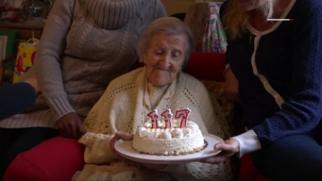 Oldest living person turns 117